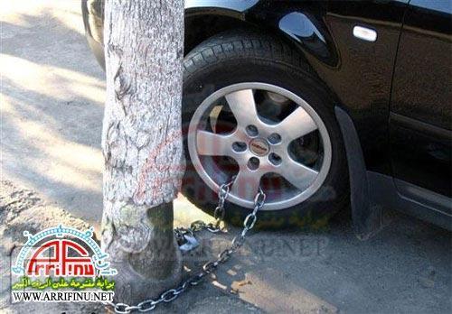 الوسيلة المثلى.. لتجنب سرقة السيارات