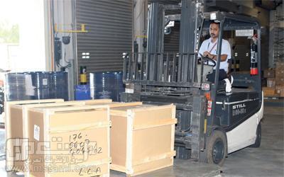أين موقع شركتي المقيطيب والزاجل للشحن في الرياض ؟؟