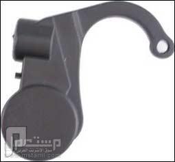 جهاز النور للسلامة والامان للسائق ضد النوم شكل الجهاز يوضع خلف الاذن وزنه 15غ