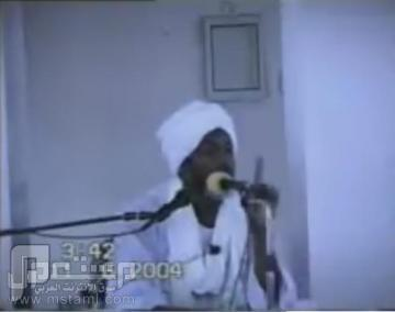توبة أحد أقطاب الصوفية من السحر (الله أكبر) الشيخ حامد آدم يلقي المحاضرة ( التوبة تجبّ ما قبلها )