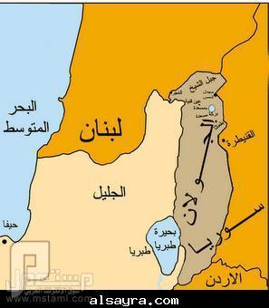ماذا يعني سقوط بشار للأردن ؟؟؟