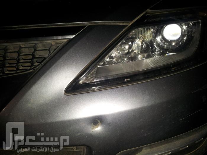 ابي اصلح سيارتي بدون سمكره او رش او تعديل
