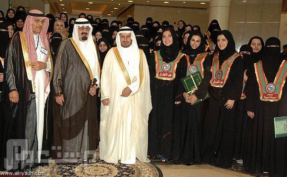الملك عبدالله دعم أدوار المرأة في المجتمع