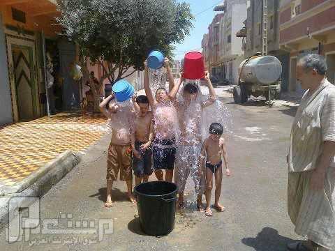 كيف يعالج الطفال الحر في المغرب ^__^