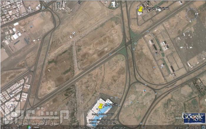 عودة الشيخ عبدالعزيز الزهراني إلى محرابه -جدة موقع المسجد