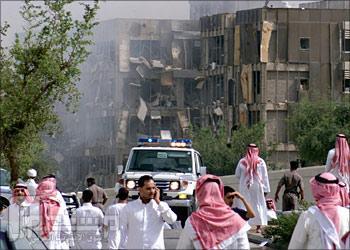 الخلل الفكري والاستراتيجي في تنظيم القاعدة تفجير الرياض