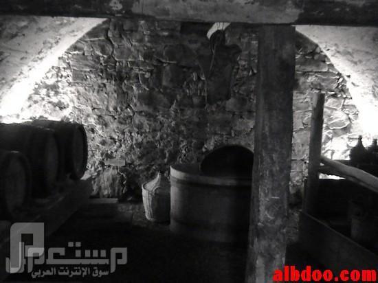 سواق ليموزين وقصصه مع الناس ( دولة سويسرا وهايدي ) غرفة تحت القبو فيها المؤونة 1