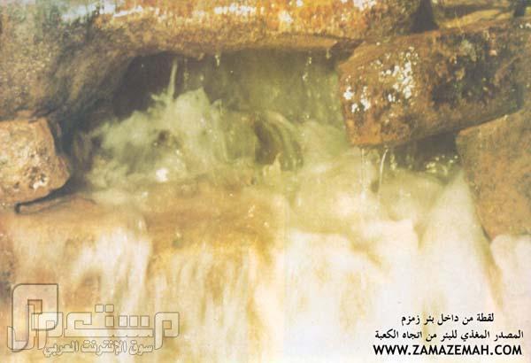 ماذا تعرف عن ماء زمزم ؟؟ وماذا قال ابن القيم عنه
