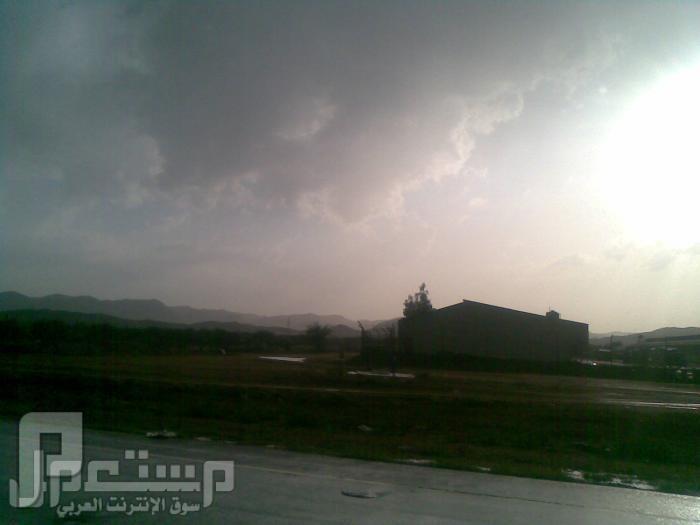 مناظر من تصويري لمحافظة الطائف ومنطقة الشفا منظر من السحب طريق السيل -الطايف2