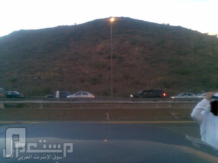 مناظر من تصويري لمحافظة الطائف ومنطقة الشفا الطايف طريق السيل