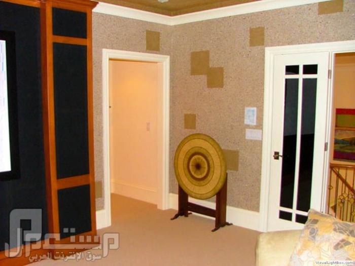 الطينة اليابانية بديل المثالي لأفخم أنواع الأصباغ و التعتيق و ورق الجدران