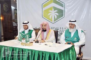 ابداع جمعية هدية الحاج و المعتمر بعض الأعضاء جزاهم الله خيرا وسدد جهودهم