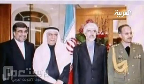 من هو محمود حيدر ؟ وماعلاقته بالاحداث السياسيه في الكويت ؟ الرافضي محمود حيدر مع مسؤولين ايرانيين