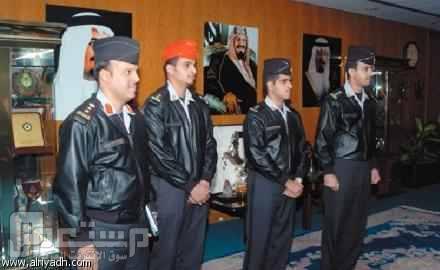 فتح باب القبول و التسجيل للتجنيد بالحرس الوطني بالقطاع الغربي 1434