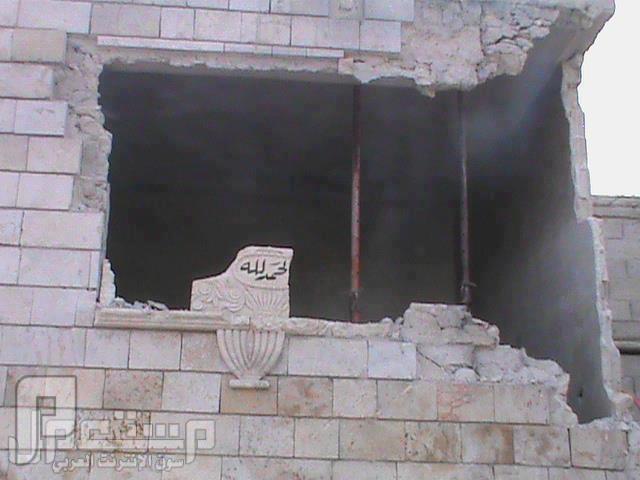 صورة معبرة من سوريا