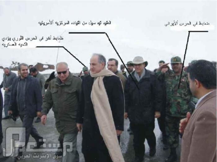 هام جدا استعداد البطاط لااحتلال السعودية وانتم نائمون هذه هو احمد الجلبي المتئامر على احتلال العراق