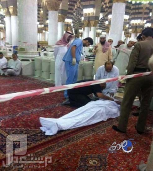 وفاة مسن حضر للصلاة في المسجد النبوي قبل فجر اليوم