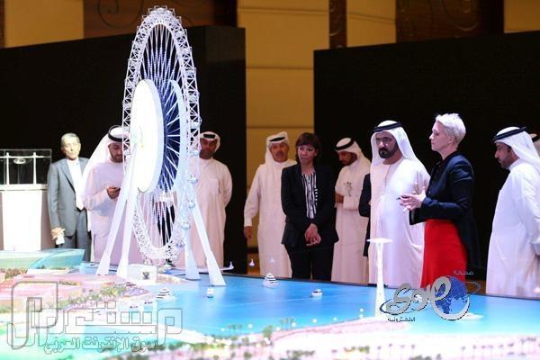 بالصوردبي تنوي إنشاء أكبر عجلة ترفيهية بالعالم
