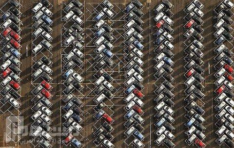موقف سيارات بالصين...!