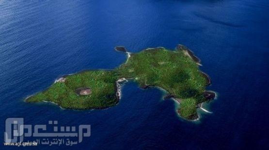 ابنة ملياردير روسي تشتري جزيرة يونانية بـ 100 مليون دولار