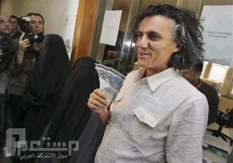 هل تعرف هذا الرجل الذي بالصورة الجزائري رشيد نكاز