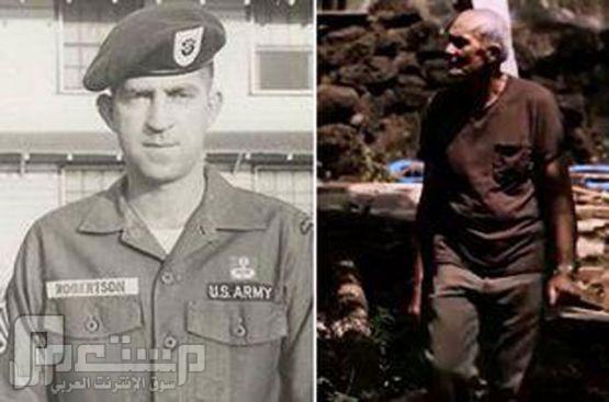 """العثور على جندي """"حياً"""" بعد 44 عاماً على سقوط طائرته"""