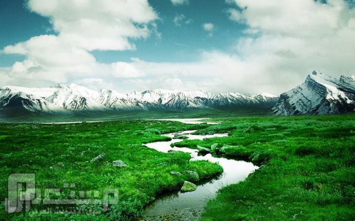 سورة البقرة كاملة ماهر المعيقلي ( دقة عالية HD + صور طبيعة متنوعه )