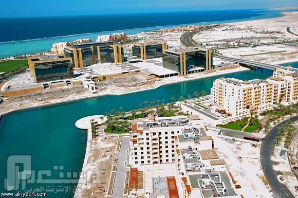 ميناء مدينة الملك عبدالله الاقتصادية يبدأ مرحلة التشغيل