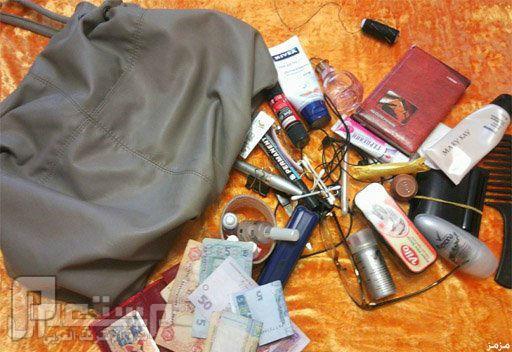 الحقائب النسائية تحتوي على جراثيم أكثر من الحمامات