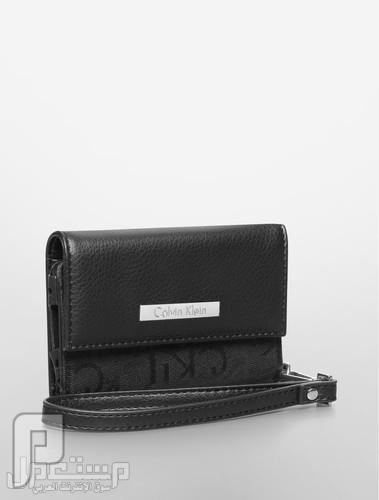IDream shop   التكنولوجيا بين يديك محفظة ايفون 4 و5 ماركة كالفن كلاين أصلية 100%