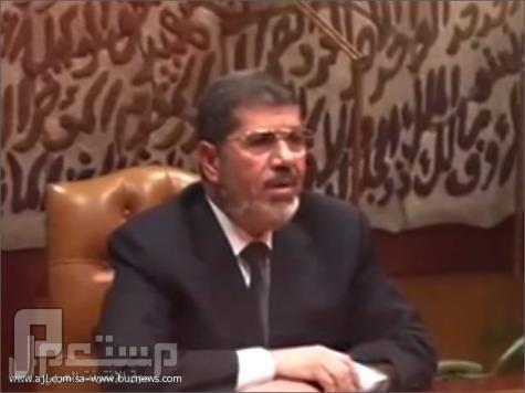 قصة من الداخل : أيام مرسي الأخيرة .. وماذا قال لقائد الجيش المصري ؟؟