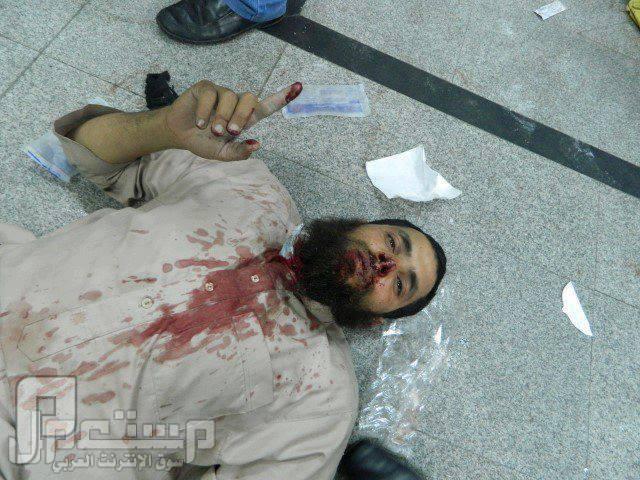 مذبحة رهيبة هنا مصر وليس سوريا