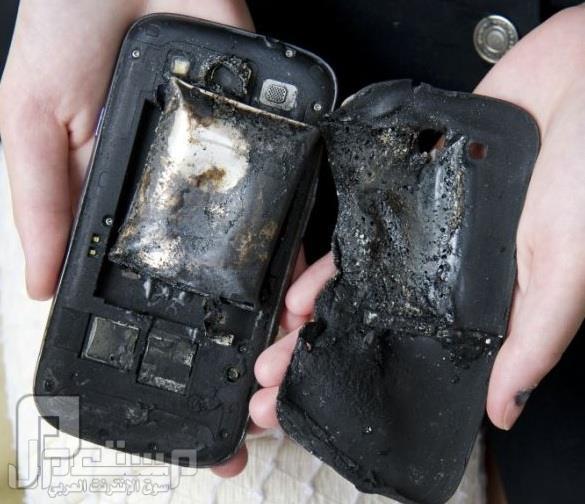 """بالصور: انفجار """"جالاكسي إس 3"""" في جيب فتاة يتسبب في حروق عميقة بجسدها"""
