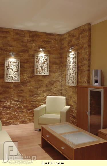 أين أجد ديكورات جدران داخلية حجرية في جدة