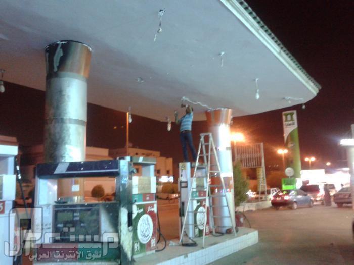 واحد بغى يحرق محطة بحي النسيم عشان عشرة ريال ؟!
