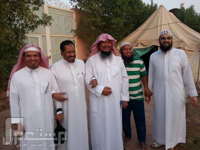 اسلام 116 شخص ولله الحمد هذا اليوم بملتقى حجة وهداية المقام في مدينة الرياض
