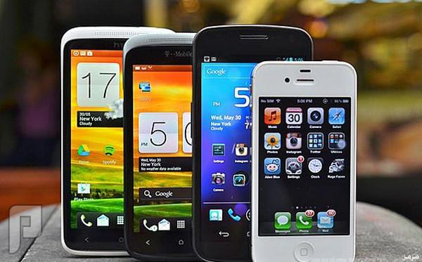 المملكة في المركز الثالث عالمياً في انتشار الهواتف الذكية والإمارات الأولى