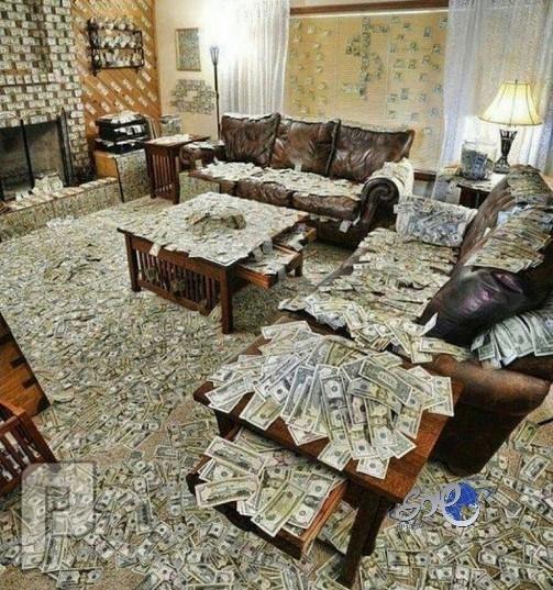 ماشاء الله كلها من أم (500) ريال ابغى احد ينظف البيت