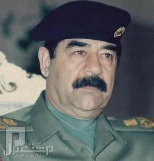 Saddam Hassuein هكـذا عاش صـدام حســين وهكـذا مات في النهاية .