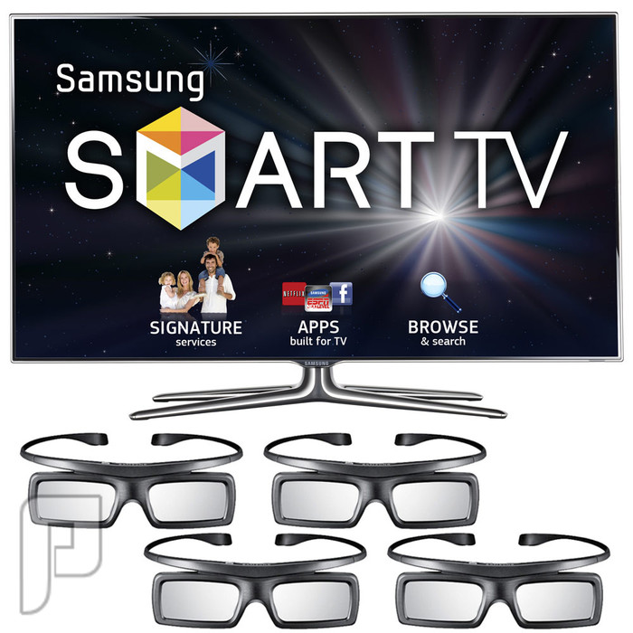 الان نظارة 3 دي سامسونج  النظارات ثلاثية الأبعاد مع مساحة أوسع لتجربة أكبر
