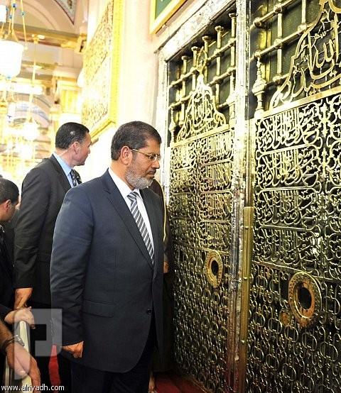 الرئيس مرسي من الامم المتحده نعادي من يعادي رسولنا ونحترم من يحترمه