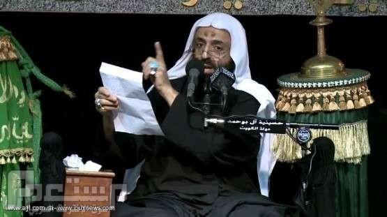 تم اعتقال حسين الفهيد متطاول على صحابة