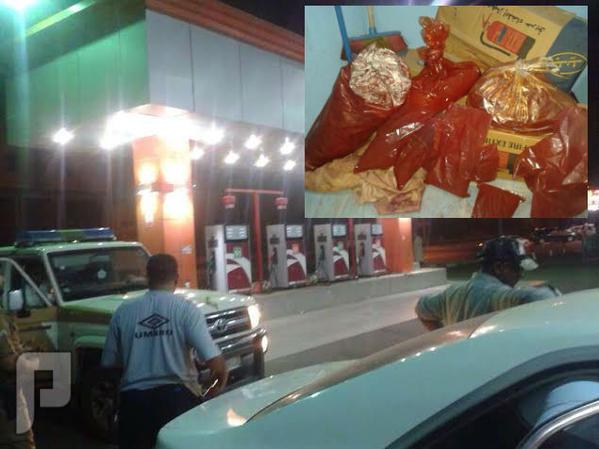 """غلق محطة بسامر جدة تضيف صبغة حمراء على """"بنزين 91"""""""