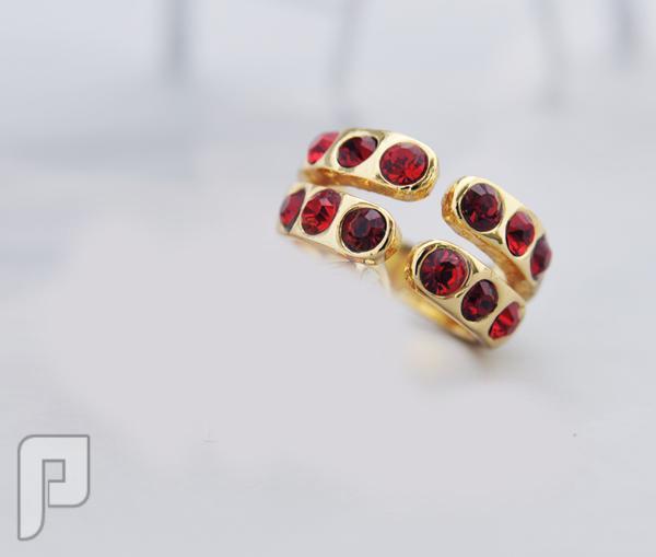 تشكيلة مجوهرات رقم 1 : خواتم , بروشات , أساور , سلاسل , كوليهات