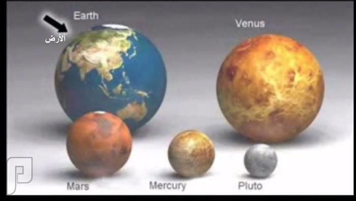 الكبير المتعال سبحانه ( الأرض ومقارنتها بالكواكب والنُجم) 1- الارض و مقارنتها بالنجوم القريبه منها