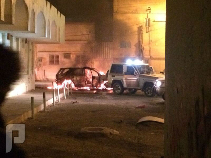 بالصور.. السيطرة على جناة قتلوا رجل أمن وأصابوا 8 آخرين بالأفلاج