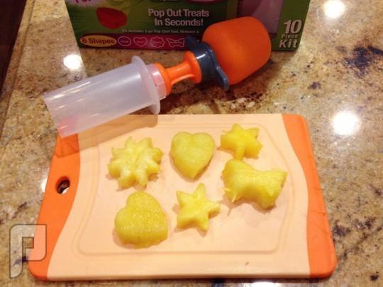 آلة تزيين الفاكهة