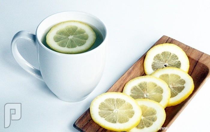 اسرار خليط الليمون مع الماء الدافئ