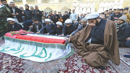 عاااجل تم افتتاح اسواق ببغداد بااسم سوق داعش(اهل السنة) قادة العصائب بالكاظمية يشيعون قادتهم بمعارك الفلوجة