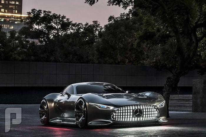 مرسيدس تعلن أن أيقونتها AMG GT الخيالية ستصبح حقيقة قريباً